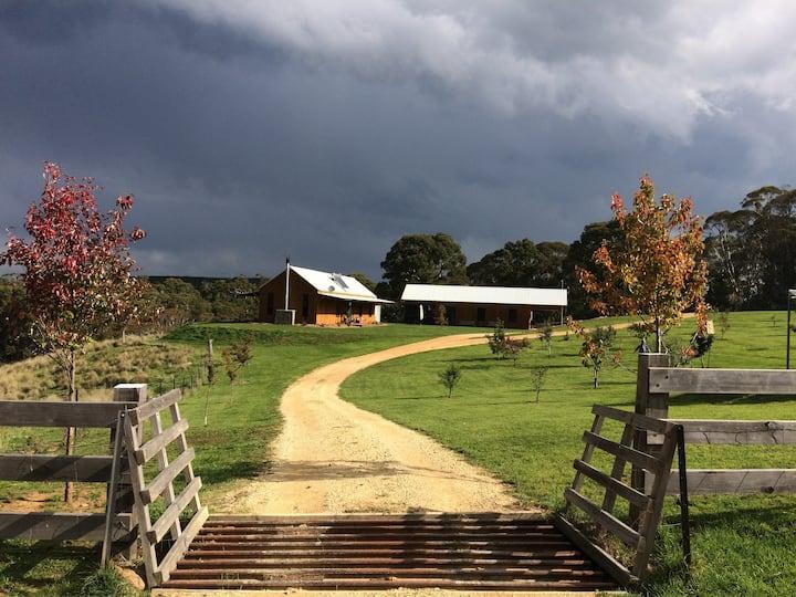 """""""Home Farm Cabin"""" A breath of fresh mountain air"""