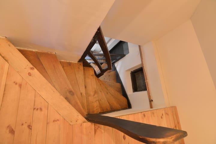 Feines Haus mit Ausblick - Feistritz am Wechsel - Chalet