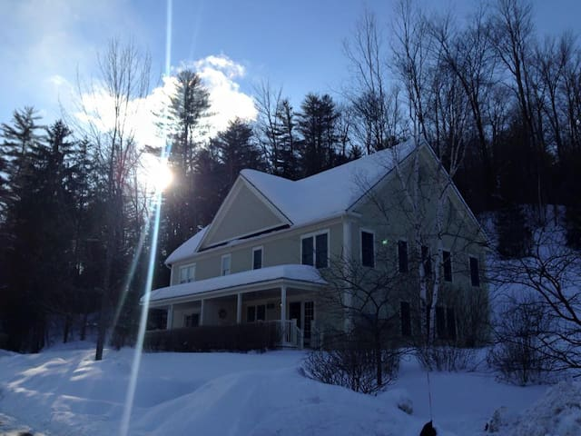 northern lights houses for rent in stowe vermont united states