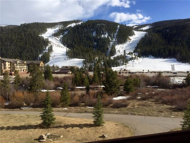 2655 Tenderfoot, Private Balcony! Walk to Lifts!
