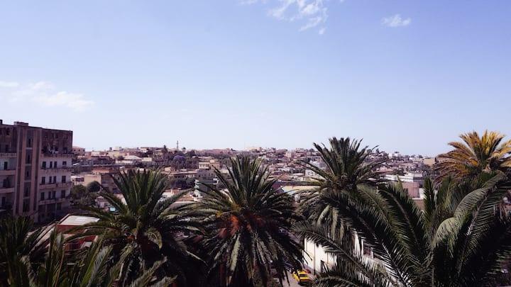 Apartment in the heart of Asmara