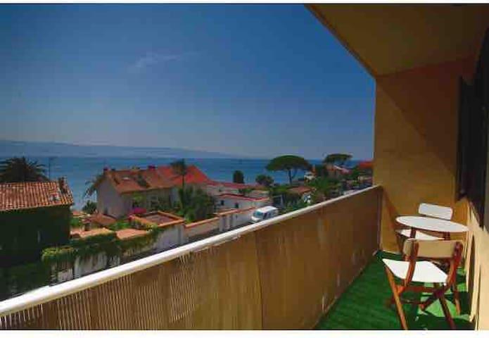 Très joli appartement vue mer