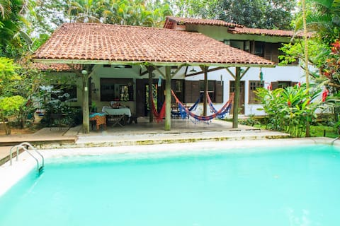 Double or family room - Nossa Casa