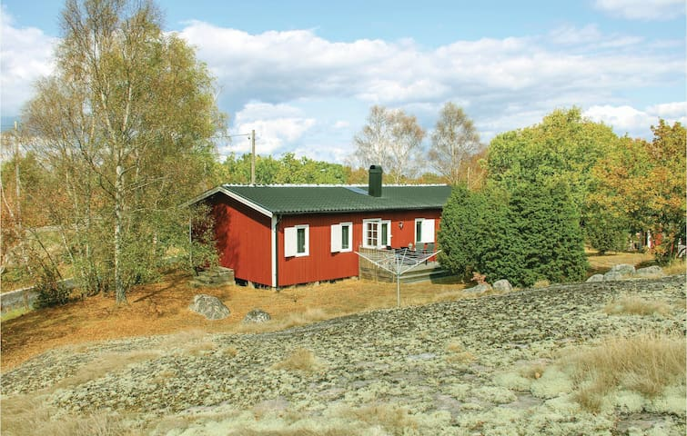 Holiday cottage with 2 bedrooms on 114m² in Torhamn