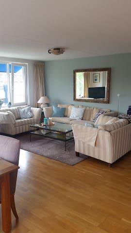 Sunny apartment in Bussum - Bussum - Departamento