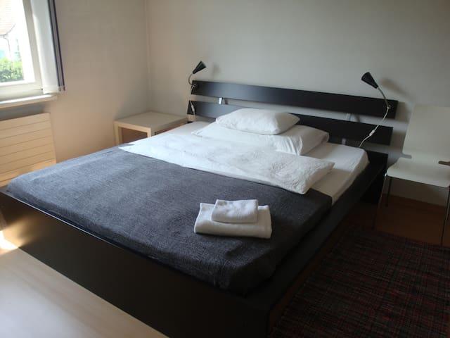 Stadt Zürich Guesthouse (Zimmer3)