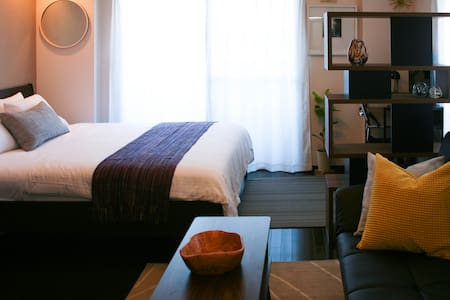 Modern Luxury Apt in Asagaya Tokyo nearby Shinjuku - Suginami-ku - Apartment