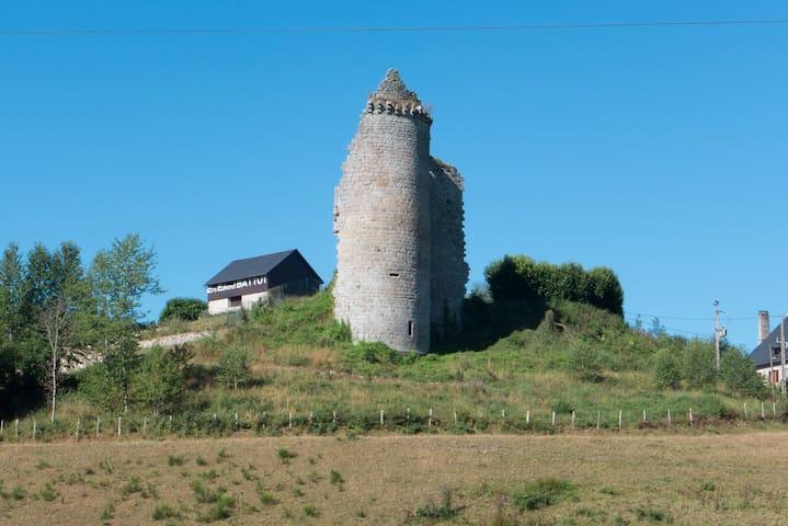 MAISON DE CAMPAGNE - GRAND TERRAIN - Liginiac