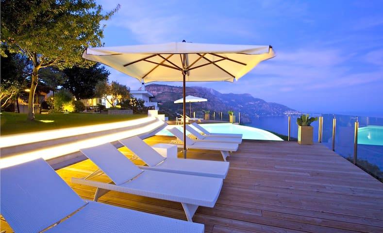 Luxury VillaMediterraneo - Colli di Fontanelle