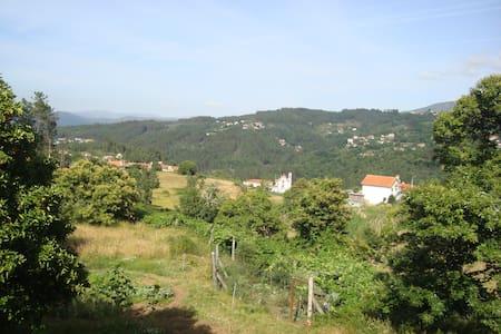 Quarto duplo no Arouca Geoparque - Chave - Villa