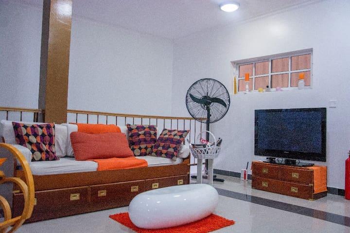 Holiday Home Luxury Banana Island Serviced Duplex