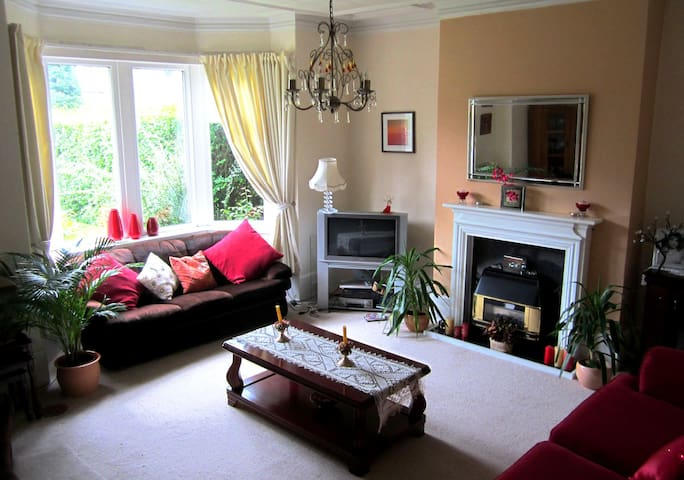 Big cosy Victorian House Newcastle - Forest Hall