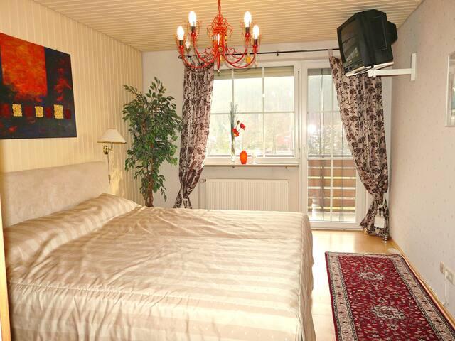 Meine Reise - Mein Bett - Meine Ruhe  Zimmer cream