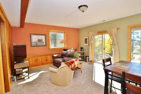 Woodland Park--Private Lower Level
