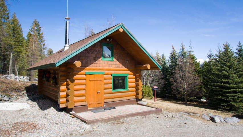 Bjerg Hytten - Mountain Cabin in NW Montana - Bigfork - Cabin