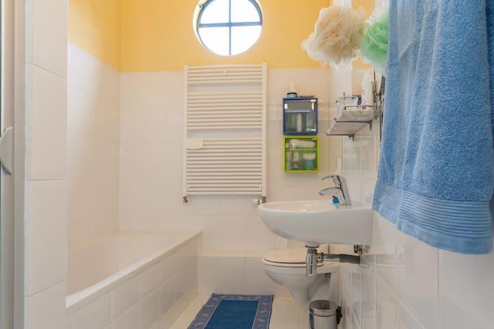 Badkamer eerste etage