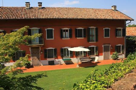 Lia & Ignazio House - Montegrosso - 別荘