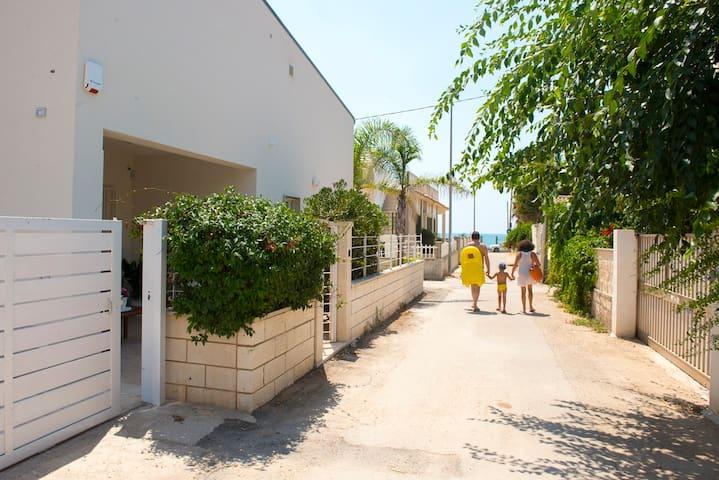 Casa vacanza a 50 metri dal mare - Caucana-finaiti-casuzze-finaiti Nord - Talo