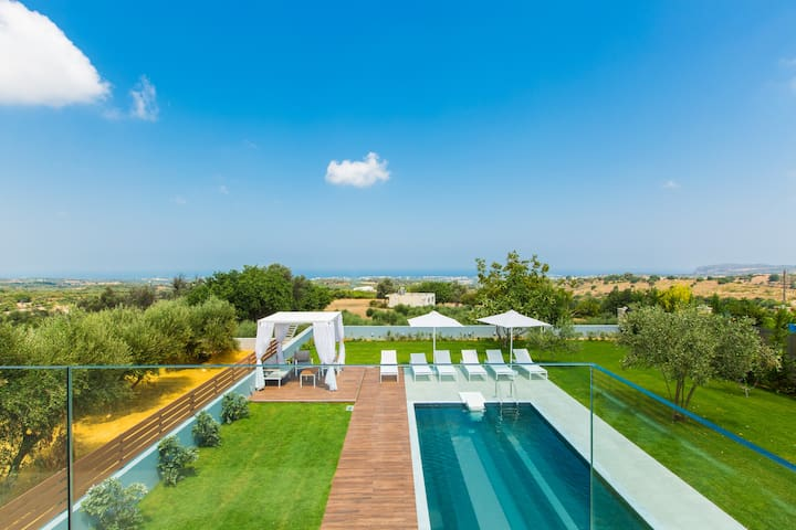 VILANA - Unique Architecture&Breathtaking Sunsets - Σκουλούφια - Villa