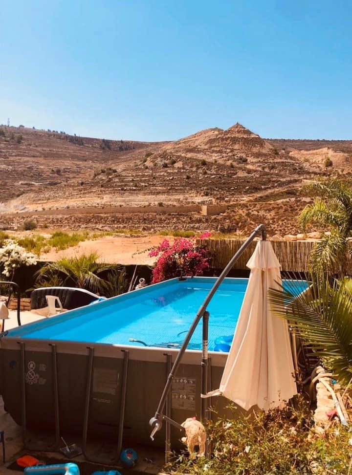 Israël villa avec piscine privée