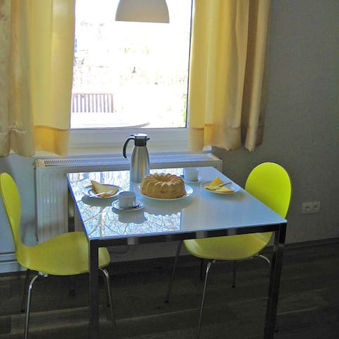 Ferien in Tossens Nr. 4 für 2 Pers. - Butjadingen - Wohnung