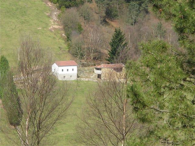 Traditional Asturian Rural Finca - Comarca Vaqueira