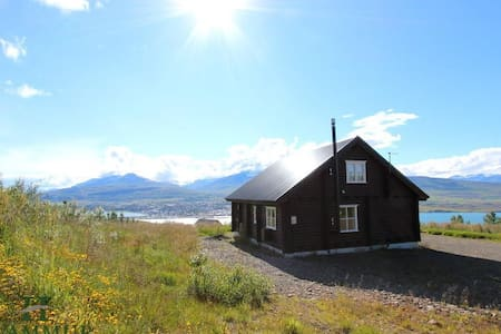 Ubbastaðir a beautiful house with great view - Akureyri - Haus