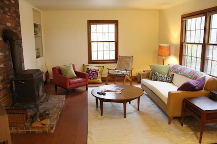 Modern Retreat - Close to Cannon & Bretton Woods - Bethlehem - Huis