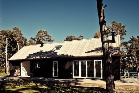 Beautiful, designed summer house  - Gotland Municipality - Casa de campo