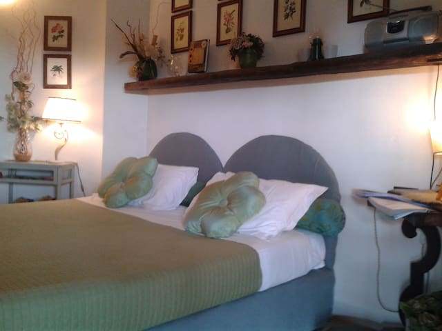 siena francigena one-bedroom apartment