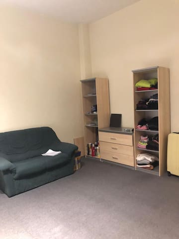 Private Room in the Central Ueckermunde! Enjoy!!