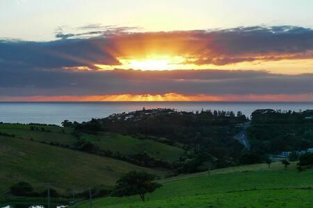 Saint Cloud Farm Retreat -a little piece of heaven - Kiama - Rumah