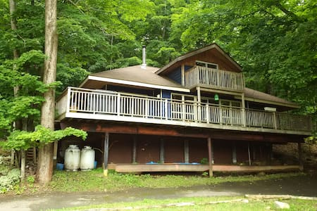 Hillside Lodge (3bed+1bath) - Port Carling