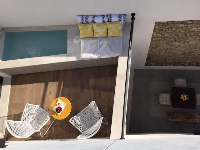 Duplex de lujo en Artá con Jacuzzi y garaje
