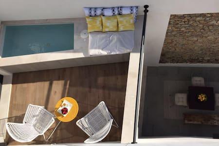 Duplex de lujo en Artá con Jacuzzi y garaje - Hus