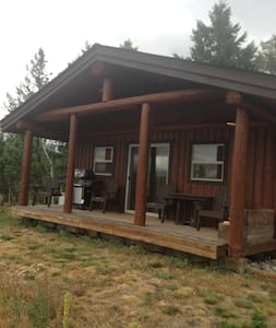 7HALFDIAMOND RANCH  1 Bedroom Cabin - Thompson-Nicola - House
