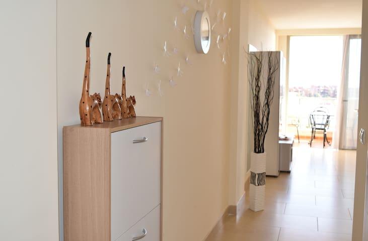 Просторный апартамент в Palm Mar - Arona - Lakás
