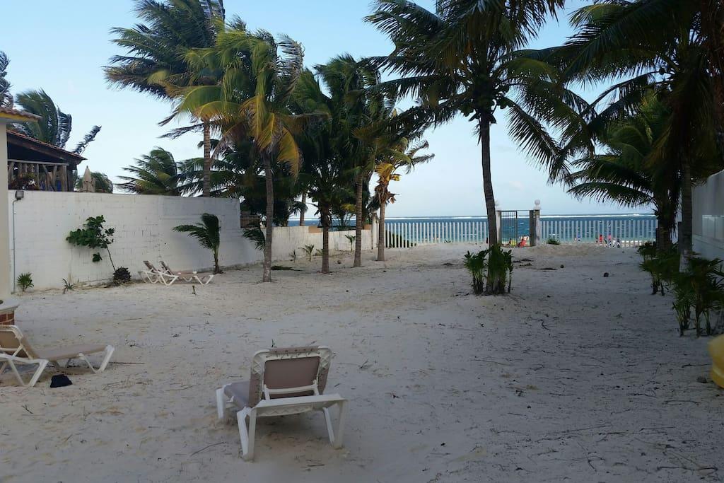 Lo mejor tu playa privada