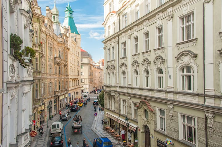 The BEST place in Prague - Old Town - Praha - Leilighet