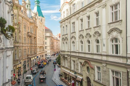 The BEST place in Prague - Old Town - Praga - Apartament