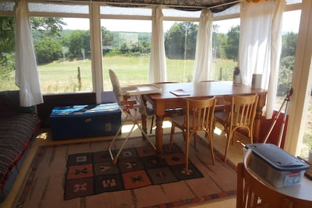 holidayhouse with beautifull view - vernusse