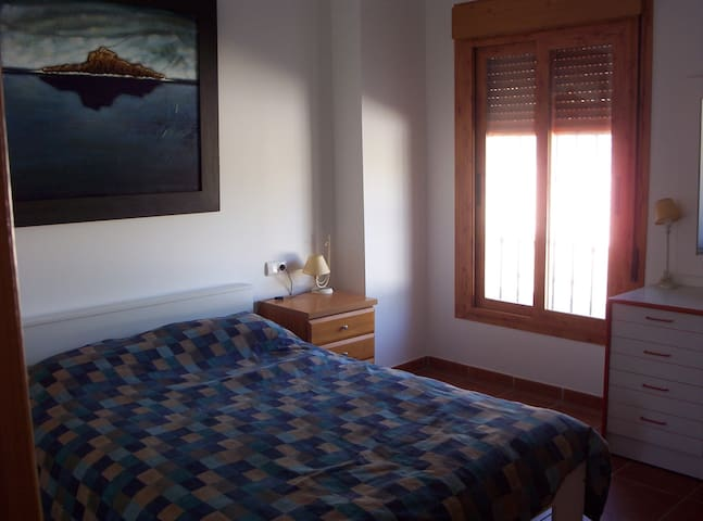 Acogedor apartamento cerca del mar - Macharaviaya - Apartment
