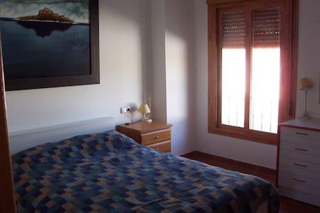 Acogedor apartamento cerca del mar - Macharaviaya - Apartemen