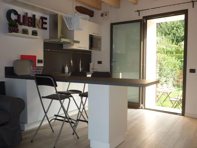 Appartamento moderno vista lago CM3 - Malgrate - Apartment