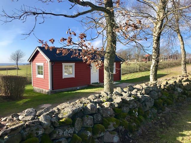Bo på Bjäres förmodligen vackraste gård