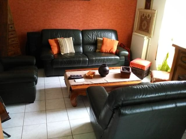 House with garden, near Paris, perfect for groups - Vitry-sur-Seine - House