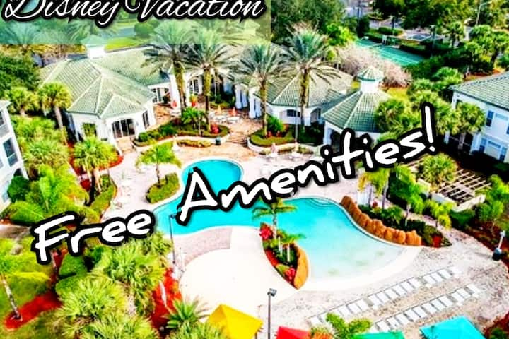 11-205 Great resort location with HEATED POOL!