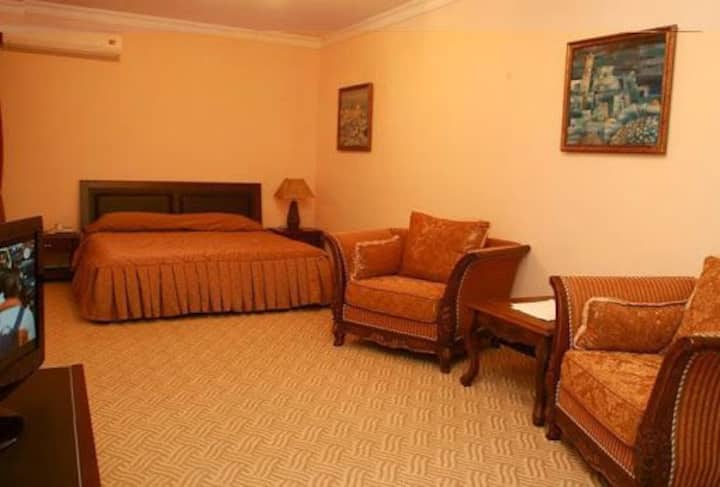 ALI guest house