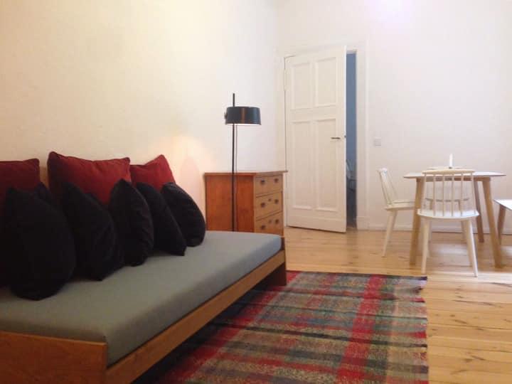 Beautiful apartment in popular Neukölln district