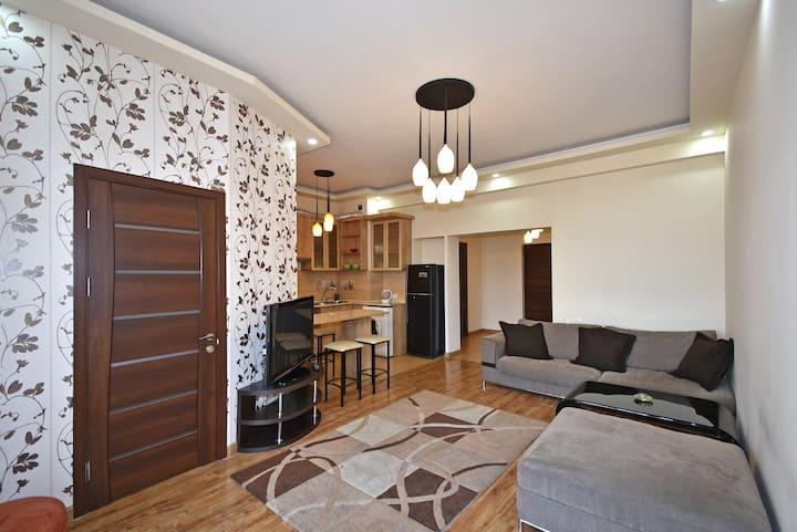 Kochar's apartment in new building
